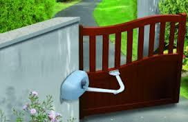 napędy do bram wjazdowych